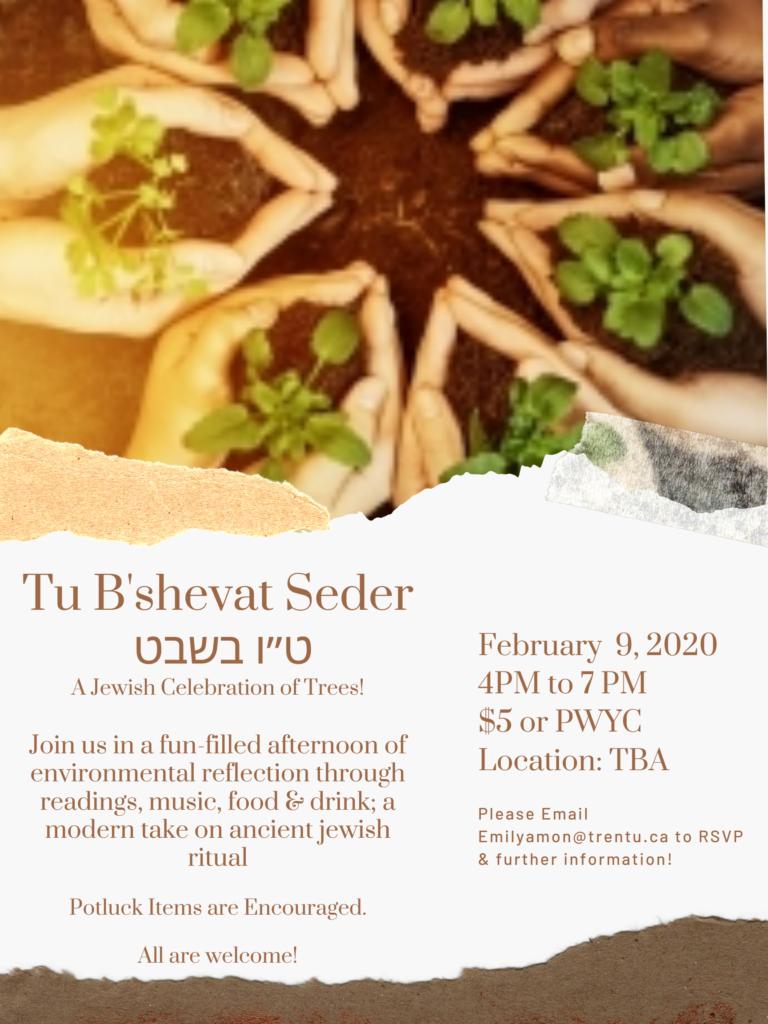 Tu-Bishvat Seder