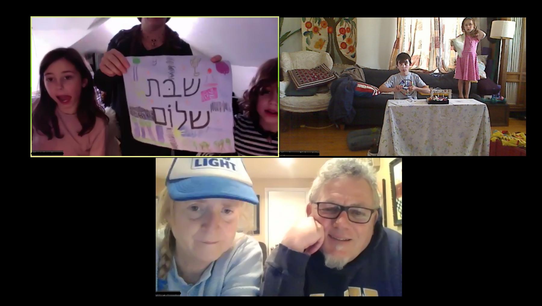 Kids Club Shabbat